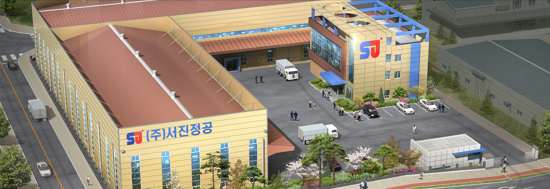 SeoJin Precision Industry Co., Ltd.